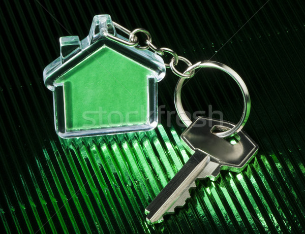 ключевые Рисунок дома здании строительство Сток-фото © deyangeorgiev