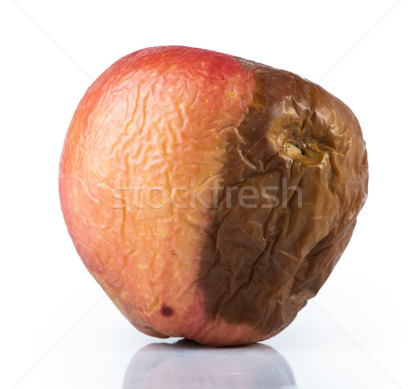 Rotten apple Stock photo © deyangeorgiev