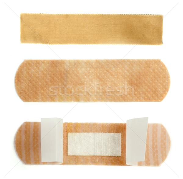 Medical adhesive plaster Stock photo © deyangeorgiev