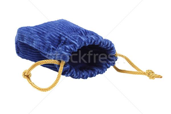 Corduroy Fabric Pouch  Stock photo © dezign56
