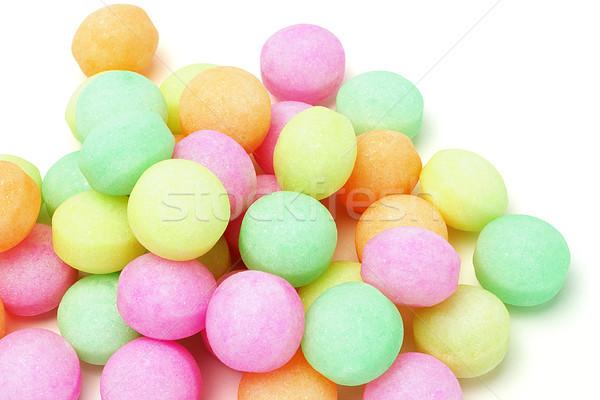 Colorful fumigant naphthalene balls  Stock photo © dezign56