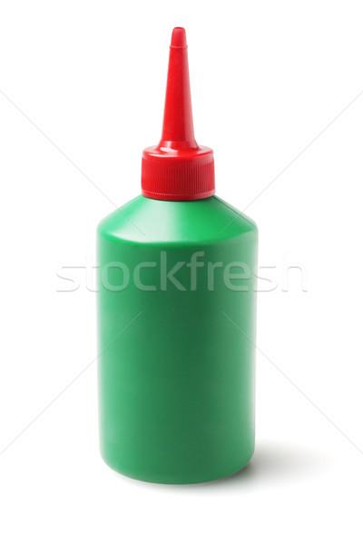 Plastic Oil Dispenser Stock photo © dezign56