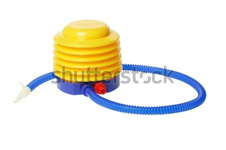 Plastic Air Pump Stock photo © dezign56