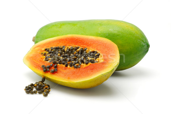 Papaya Stock photo © dezign56