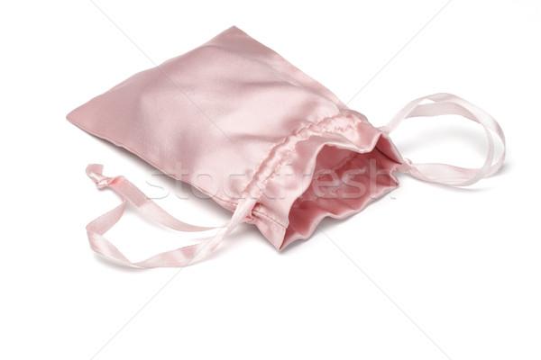 Soft pink sachet pouch Stock photo © dezign56