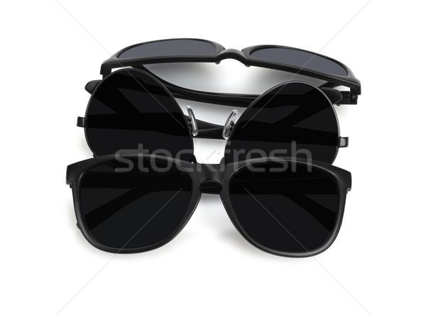 Assorted Black Sunglasses  Stock photo © dezign56