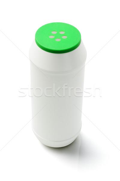 Сток-фото: пластиковых · бутылку · моющее · средство · блюдо · стиральные · белый