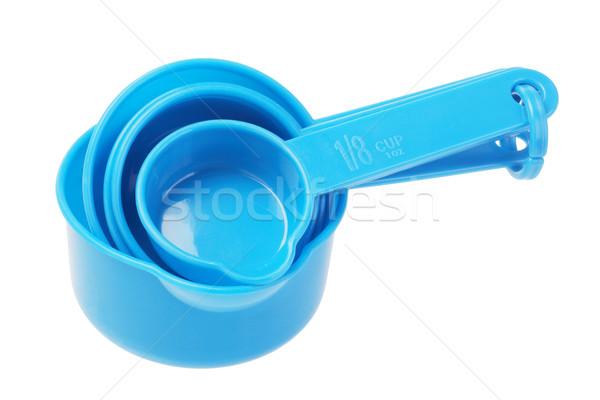 Measuring Spoons Stock photo © dezign56