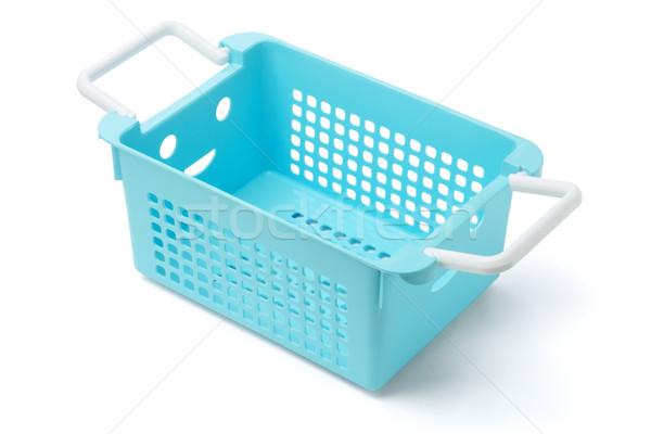 Plastic Basket Stock photo © dezign56