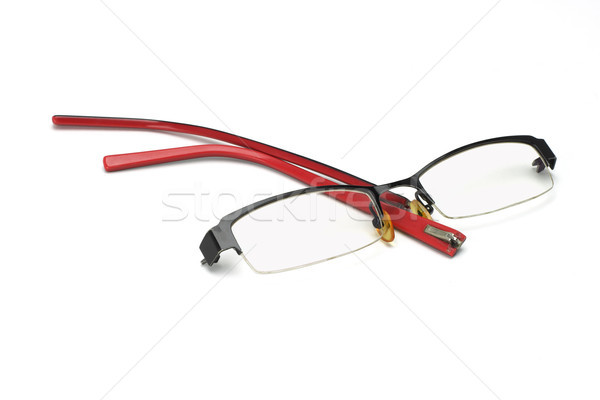 Broken spectacles  Stock photo © dezign56