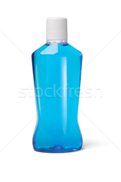 Bottle of mouthwash  Stock photo © dezign56