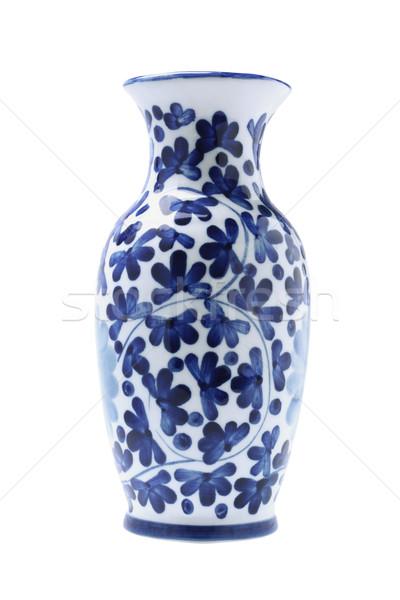 Porcelain Vase Stock photo © dezign56