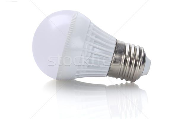 Stockfoto: Gloeilamp · technologie · glas · lamp · elektrische · elektronische