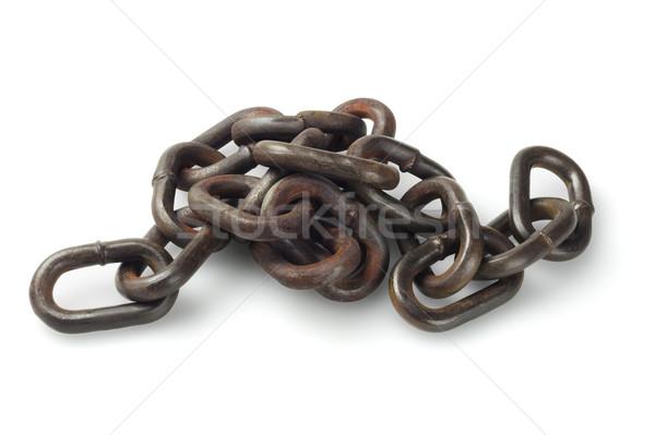 Metal Chain  Stock photo © dezign56
