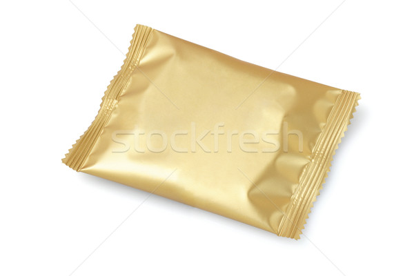 Chocolate In Sealed Wrapper Stock photo © dezign56