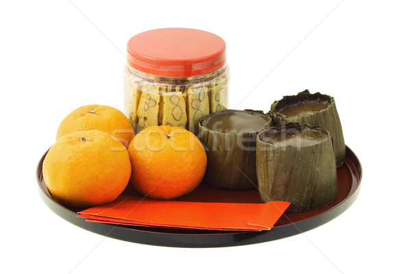 Chinese new year gifts Stock photo © dezign56
