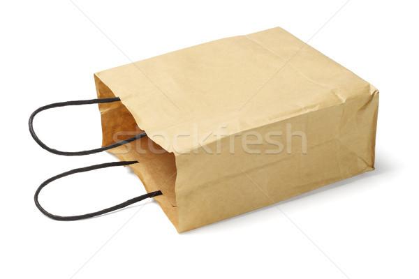 Сток-фото: одноразовый · обрабатывать · бумаги · контейнера