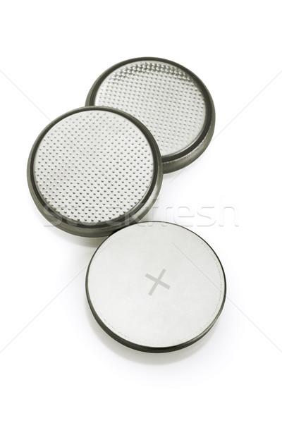 Lítio energia poder eletricidade objeto Foto stock © dezign56