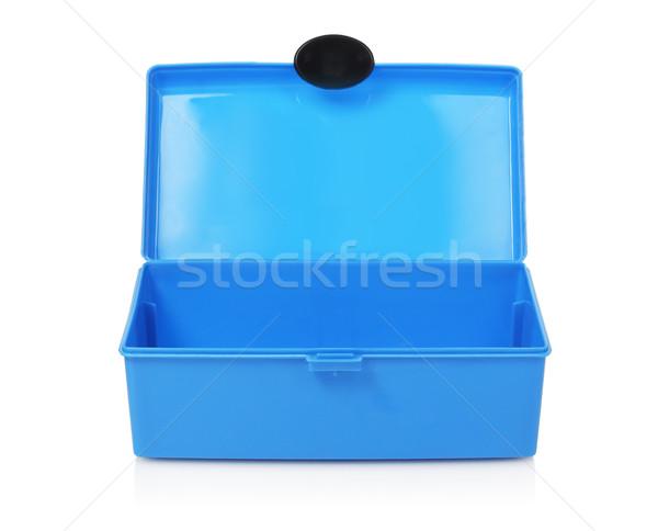 Empty Plastic Box Stock photo © dezign56