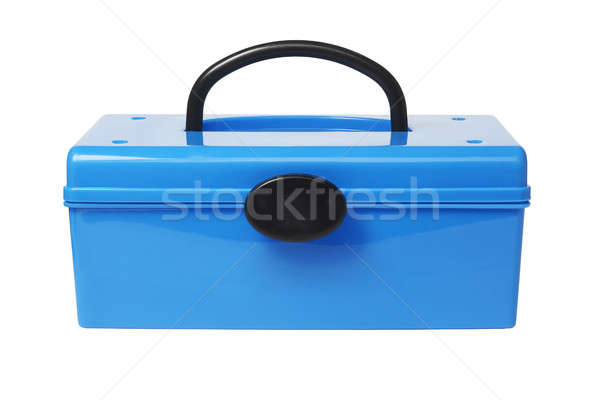 Plastic Handy Box Stock photo © dezign56