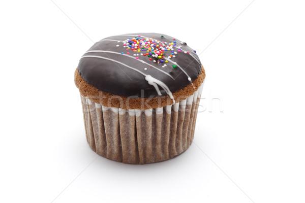 Chocolate cupcake Stock photo © dezign56