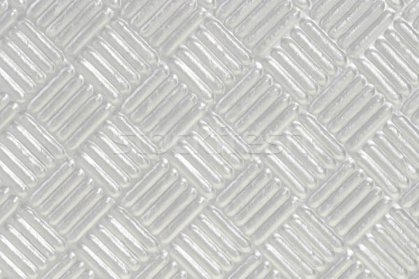 Ezüst fémes minta közelkép terv háttér Stock fotó © dezign56