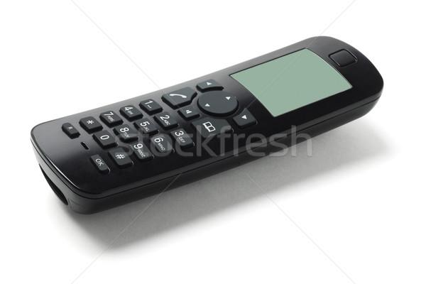 Cordless Phone  Stock photo © dezign56