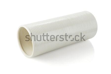 Forma váza textúra konténer tárgy dekoráció Stock fotó © dezign56