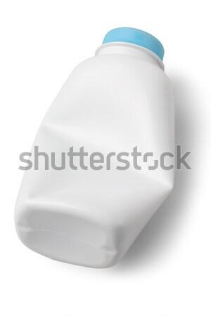 Empty Talcum Powder Container Stock photo © dezign56