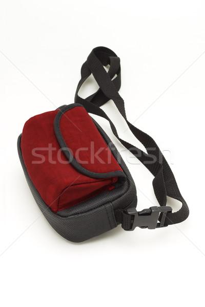 Nylon cintura telefone moda segurança móvel Foto stock © dezign56
