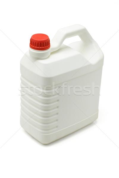 Plastic lubrication oil container  Stock photo © dezign56