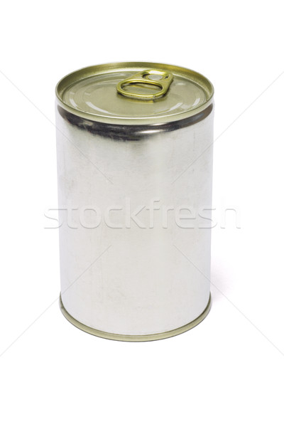 Tin can Stock photo © dezign56