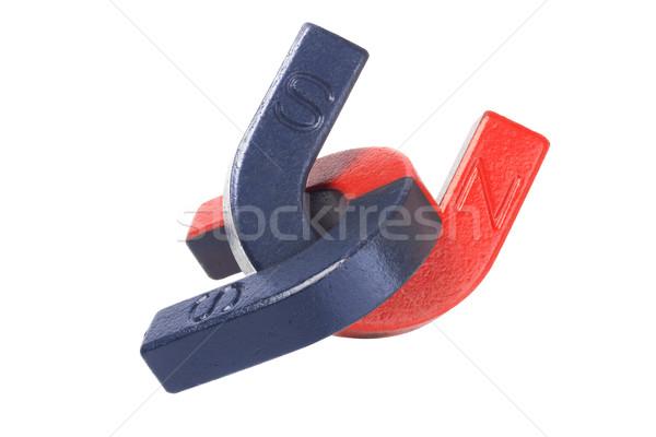 Horseshoe Magnets Stock photo © dezign56