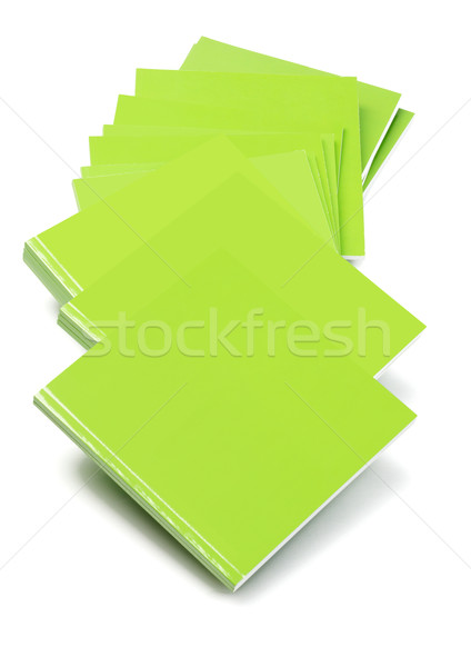 зеленый охватывать книгах книга школы Сток-фото © dezign56