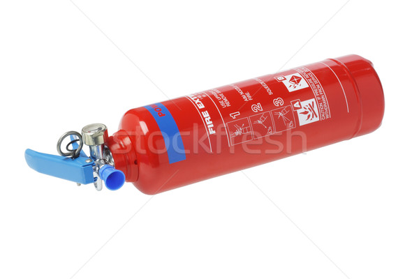 Portable Fire Extinguisher Stock photo © dezign56