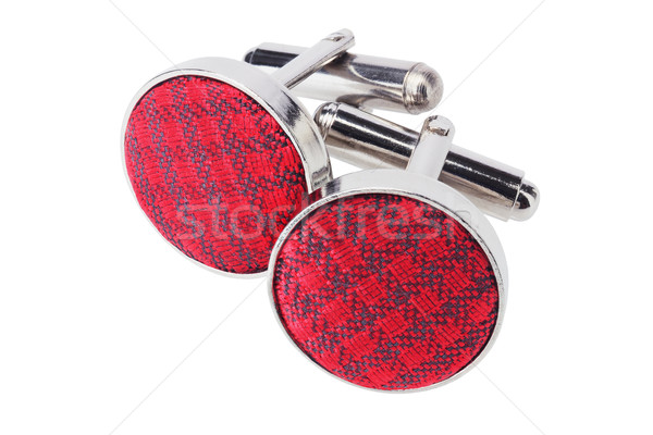 Pair Of Cuff Links Stock photo © dezign56
