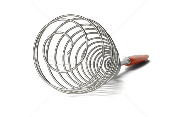 Stainless steel whisk Stock photo © dezign56