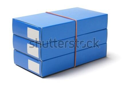 薬 段ボール ボックス スタック 白 グループ ストックフォト © dezign56