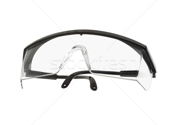 Plastic safety goggles  Stock photo © dezign56