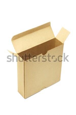 open paper box  Stock photo © dezign56