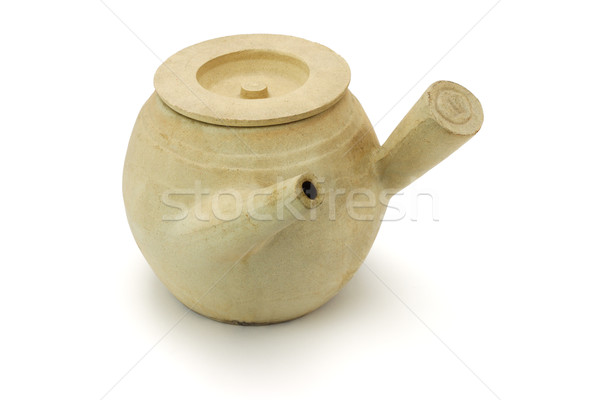 Chinese clay pot Stock photo © dezign56