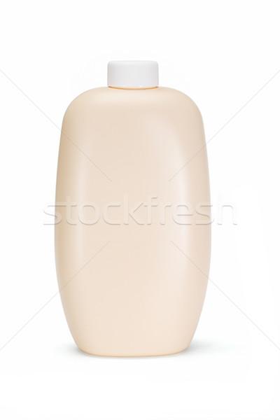 Plastic bottle of skin care product  Stock photo © dezign56