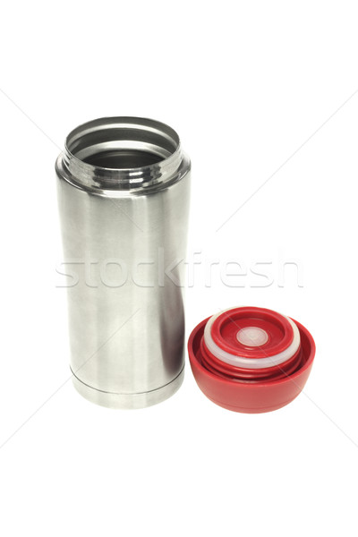 Open Thermos Flask  Stock photo © dezign56