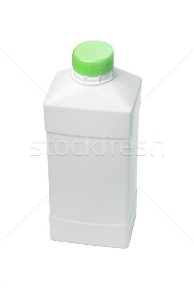 緑 キャップ 家庭 クリーニング製品 白 ストックフォト © dezign56