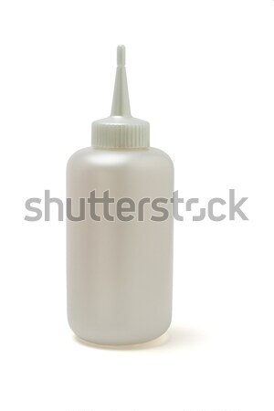Сток-фото: косметических · белый · тело · красоту · бутылку