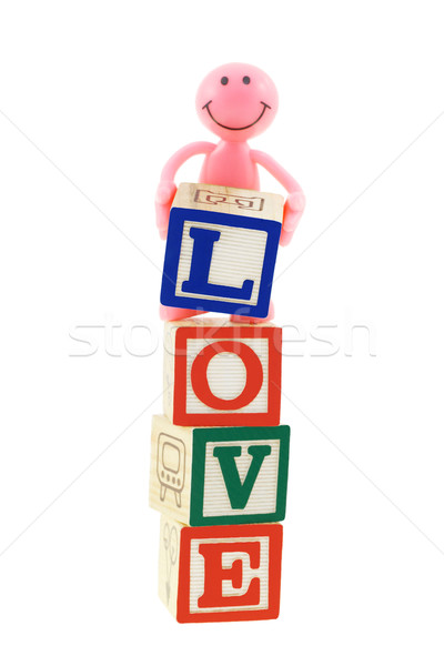 LOVE Stock photo © dezign56