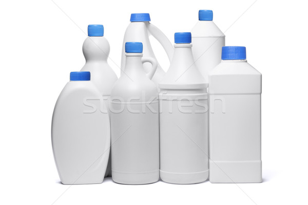 Assorted plastic containers  Stock photo © dezign56
