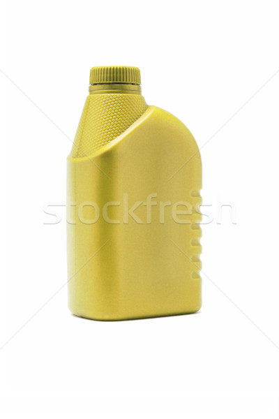 Сток-фото: желтый · пластиковых · нефть · цвета · Recycle · Motor