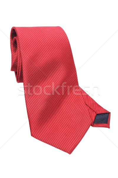 Red Necktie  Stock photo © dezign56