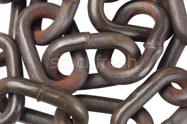 Stock photo: Metal Chain